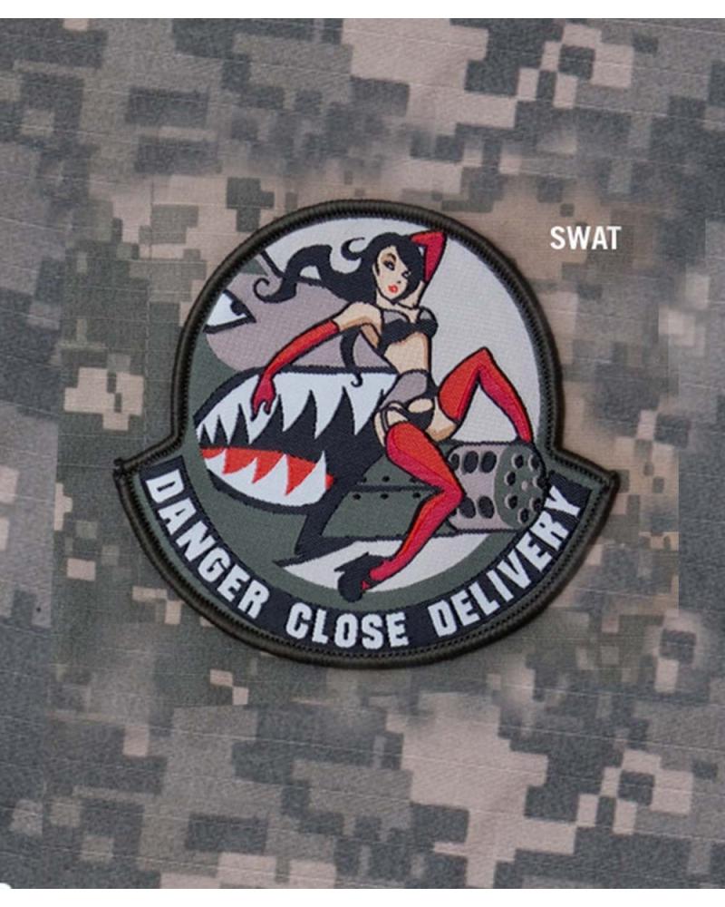 """Morale Patch """"Danger Close"""" Swat"""
