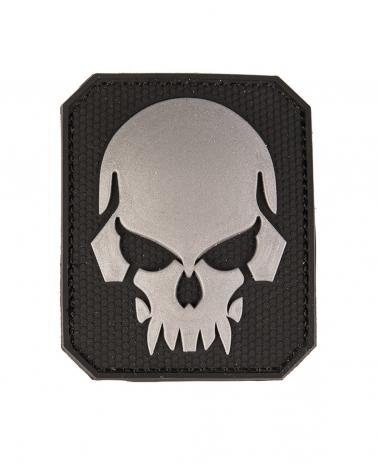 Morale Patch MIL-TEC Skull noir