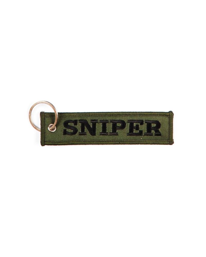 "Porte-Clés militaire FOSTEX ""Sniper"" kaki"