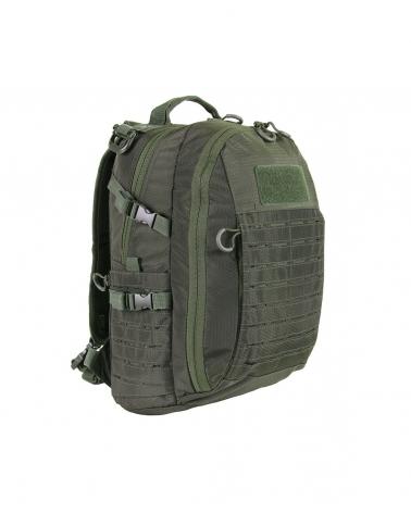 "sac à dos militaire imperméable kaki 101 INC ""Hexagon"""