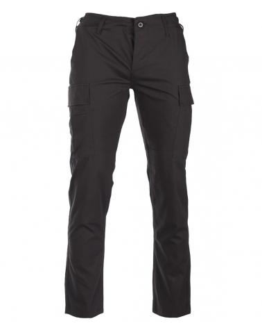 Pantalon Homme Treillis MIL-TEC SlimFit noir