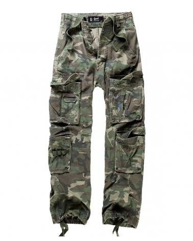 "style pantalon cargo homme BRANDIT ""Pure Vintage"" camouflage"