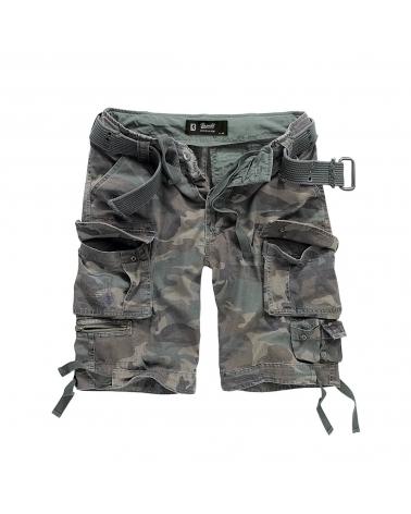 Short homme BRANDIT Savage cargo camouflage