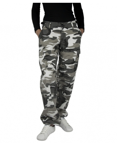 Pantalon Treillis MIL-TEC Femme Urban
