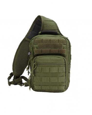 sac à dos militaire mono bretelle kaki