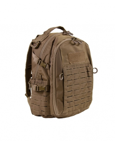 """sac à dos militaire imperméable beige coyote 101 INC """"Hexagon"""""""