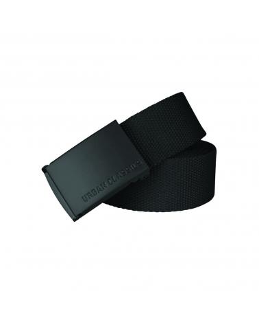 Ceinture noire/noire URBAN CLASSICS 120 cm
