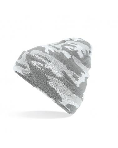 Bonnet BEECHFIELD Grey Camo