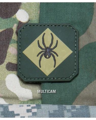 "Morale Patch PVC ""RedBackOne"" multicam"