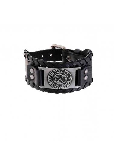Bracelet Celte noir/argent