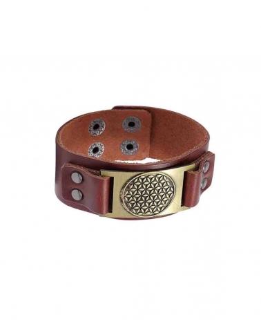 Bracelet de Force Energy marron