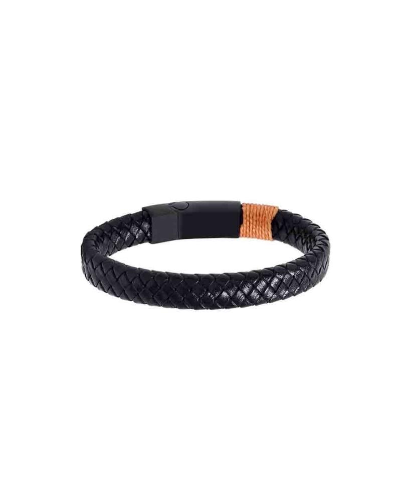 Bracelet Tresse & Corde