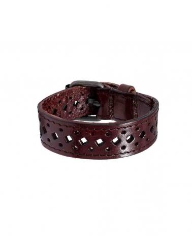 Bracelet Prométhée marron