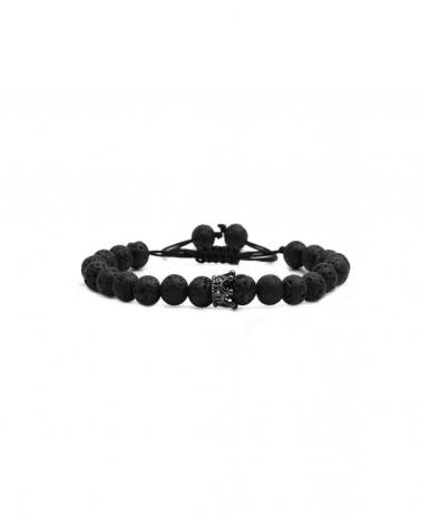 Bracelet Black Crown