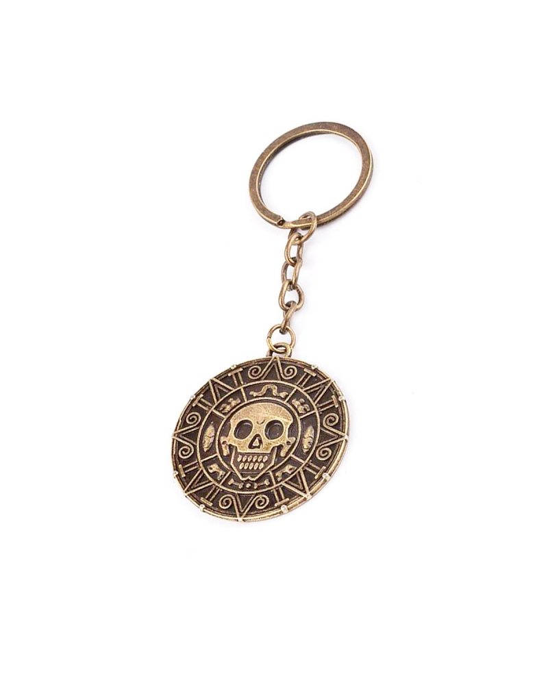 "Porte-Clés ""Caribbean Skull"""